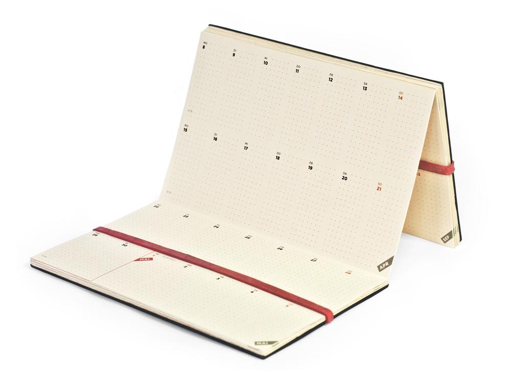 Lessthingz Life Design Tools Calendar Diary
